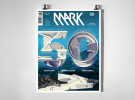 #50 Mark Cover. Officina11 Studio.