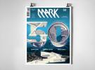 #50 Mark Cover. Officina11 Studio.