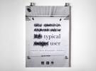 """Manifesto Typical User. Mostra fotografica Typical User. Mostra personale del fotografo vicentino Emanuele Tortora. L'esposizione è stata accolta da un allestimento """"site-specific"""" all'interno del concept store Zerogloss, a Vicenza."""