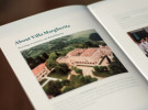 Il nostro progetto di restyling per il nuovo logo della Casa di Cura Privata Villa Margherita, a Vicenza.