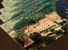 Le nuove cartoline di Villa Margherita, Vicenza. Comunicazione by Officina11 Studio.