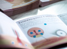 """""""Rigenerare la pelle si può"""". Brochure per trattamenti medici estetici. Progettazione depliant: Officina11 Studio, Comunicazione, Vicenza"""