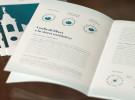 """Brochure per CSOx, Centro per lo Studio e la Cura dello Stress Ossidativo. Dipartimento della """"Casa di Cura Privata Villa Margherita"""" di Arcugnano, a Vicenza. Logo Design, Brand Identiy, corporate."""