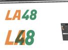 """Logo per la farina """"LA 48 Special"""", prodotta da Cereal Docks."""