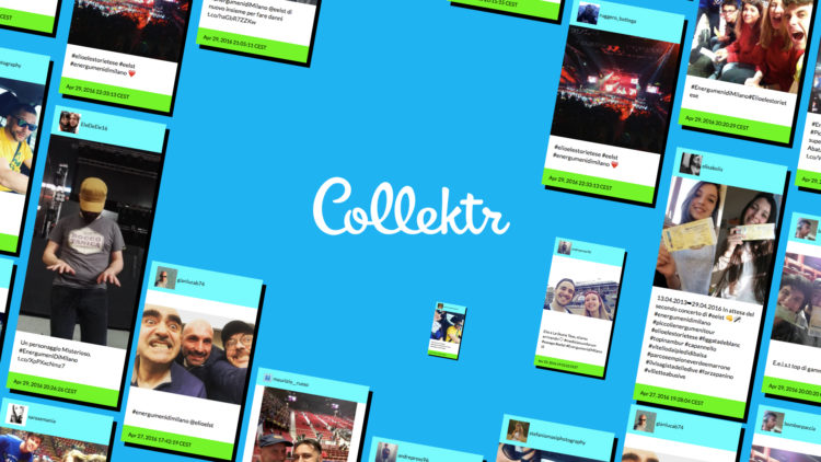 Montaggio Video, app Collektr, Develon, EELST, Elio e le storie tese, Essere donna oggi